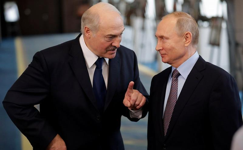 Песков прояснил детали встречи Путина с Лукашенко в Сочи 14 сентября 2020 года