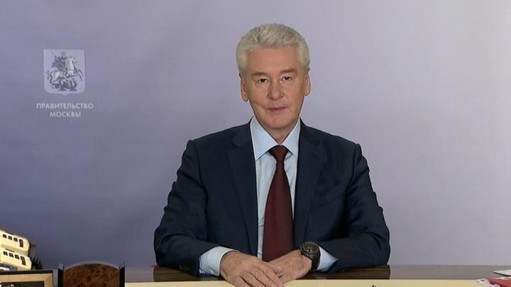 Собянин пообещал, что в Москве новых ограничений не будет