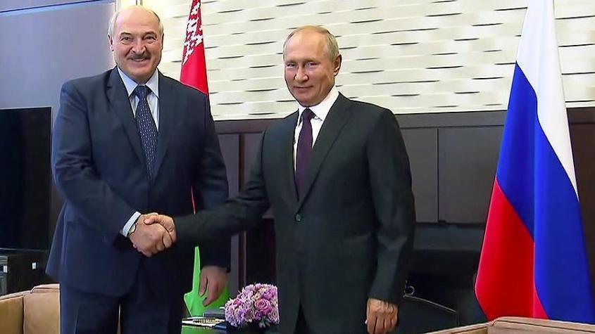 Песков рассказал о переговорах Путина и Лукашенко в Сочи 14 сентября в Сочи 14 сентября