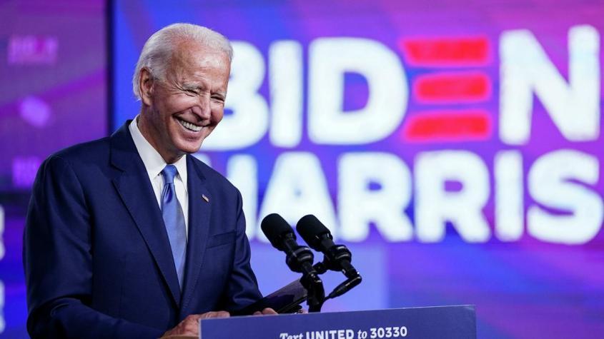Кандидат в президенты США от Демократической партии и бывший вице-президент Джо Байден  – РИА Новости, 1920, 15.09.2020