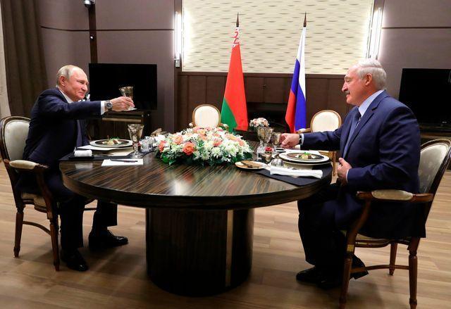 О встрече Путина и Лукашенко в Сочи и конце «многовекторности» Белоруссии