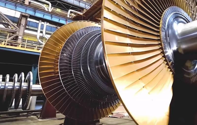Лучше американской и не хуже немецкой: российская газовая турбина ГТД-110М готова пойти в серию