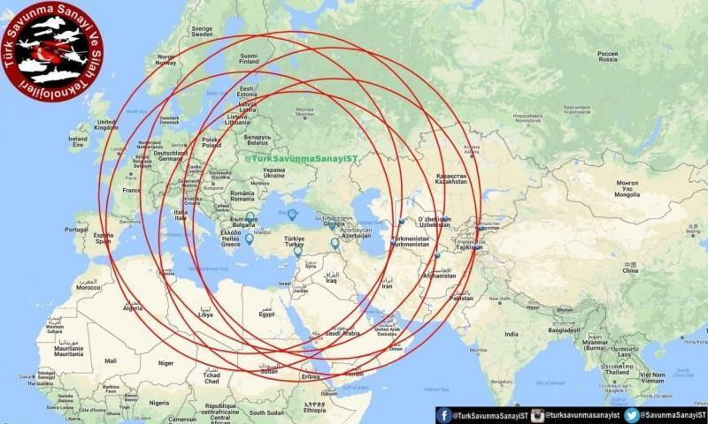 Т-2500 – баллистический ядерный туз в рукаве Эрдогана – реальность или блеф?