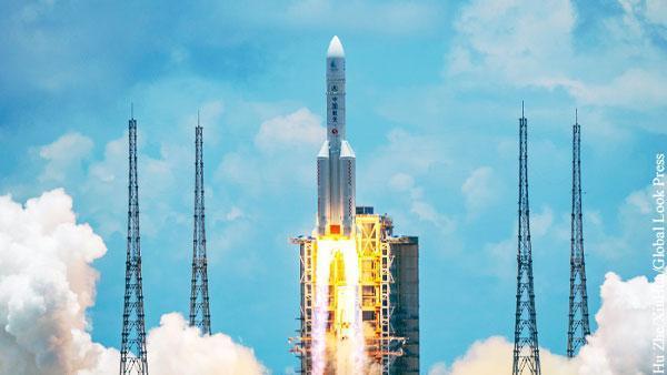 Советский «Буран» помог китайцам взять принципиальную космическую высоту