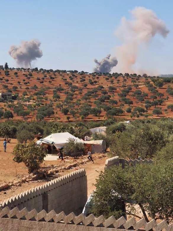 Сирия: «Искандер» уничтожил объекты с иностранными специалистами ЧВК   Русская весна
