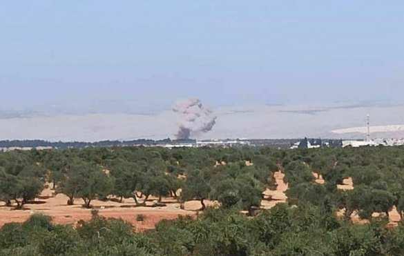 Сирия: «Искандер» уничтожил объекты с иностранными специалистами ЧВК | Русская весна