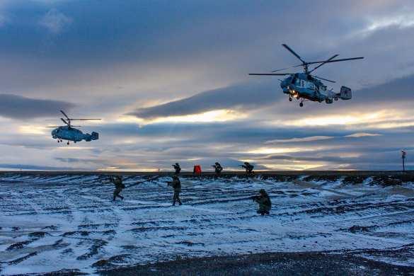 США – Россия обходит американцев в Арктике по всем направлениям