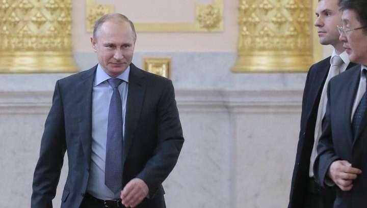 Владимир Путин: Россия делает выбор в пользу свободы предпринимательства