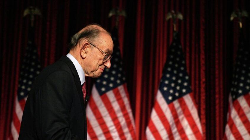 Экс-председатель ФРС США Алан Гринспен – РИА Новости, 1920, 16.09.2020
