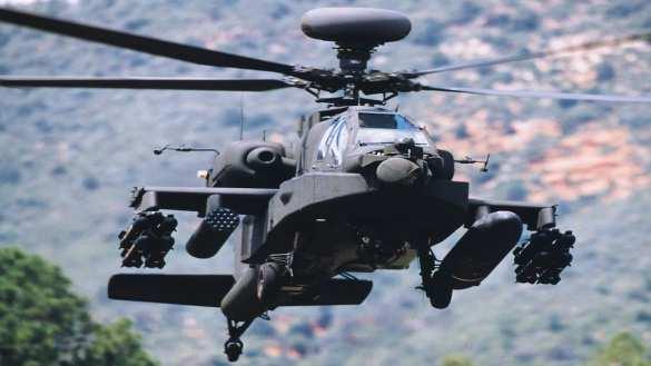 Сирия: армия России вытеснила военных США, и те отправили боевые вертолёты | Русская весна