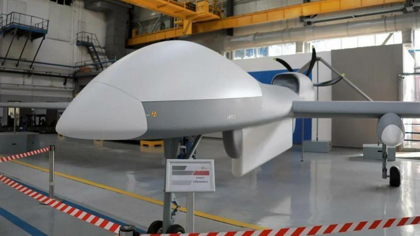 В России испытали реактивный беспилотник с напечатанным на 3D принтере двигателем