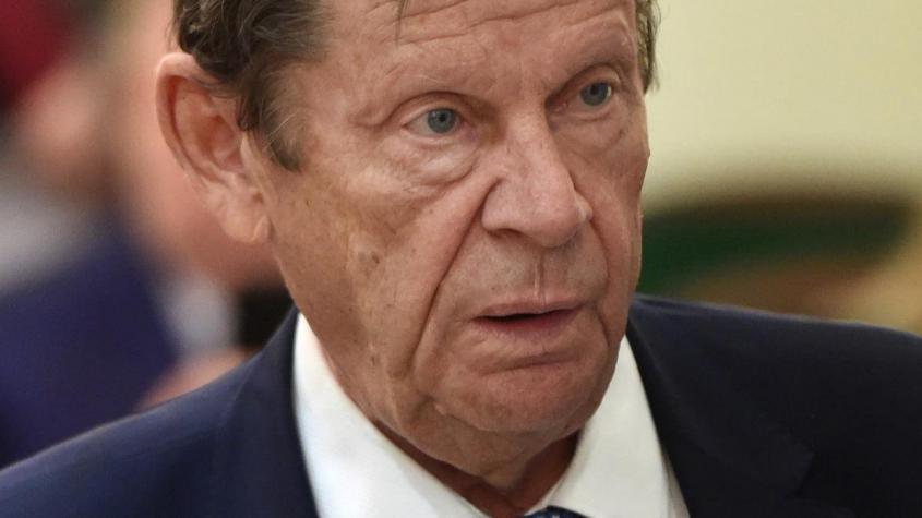Известного росийского эколога и борца за природу Владимира Грачева задержали за взятку в 1 млн евро