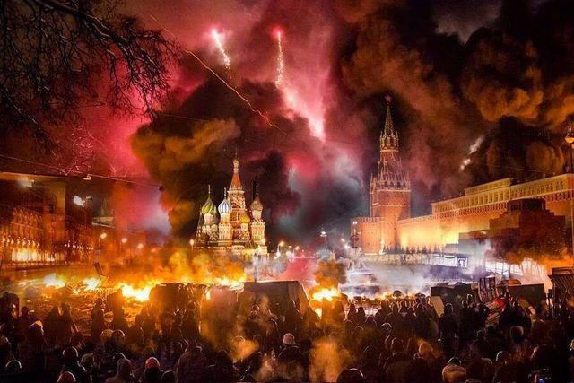 Русофобская «Новая газета» открыто угрожает России кровавой революцией