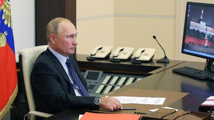 МИД России назвал дату видеовыступления Владимира Путина на Генеральной ассамблее ООН