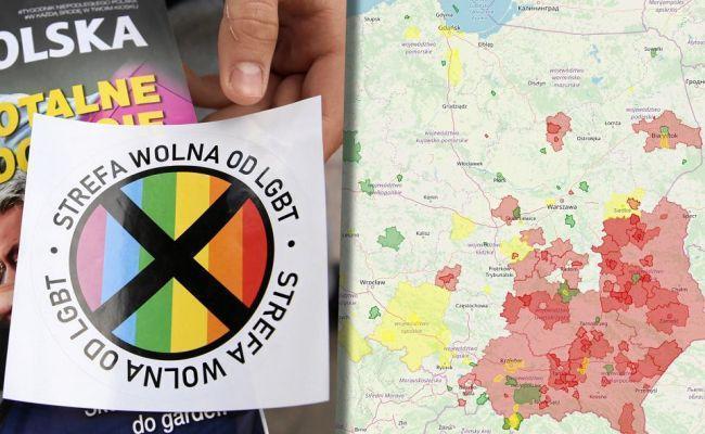 Ультиматум Польше от Еврокомиссии: в ЕС нет места зонам, свободным от половых извращений