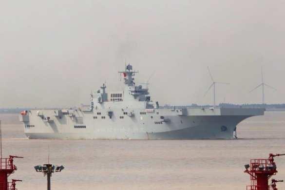 Китайский боевой корабль + уникальная советская военная разработка могут сослужить пользу России | Русская весна