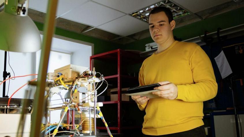 Русский студент создал технологию, девятикратно удешевляющую 3D-печать металлом