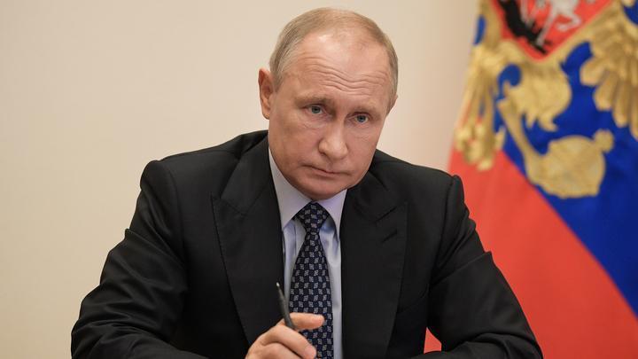 Владимир Путин на заседании Военно-промышленной комиссии рассказал об уникальном российском оружии