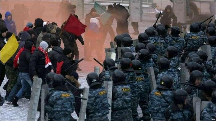 В ГД предлагают усилить наказание за повторные нарушения на митингах