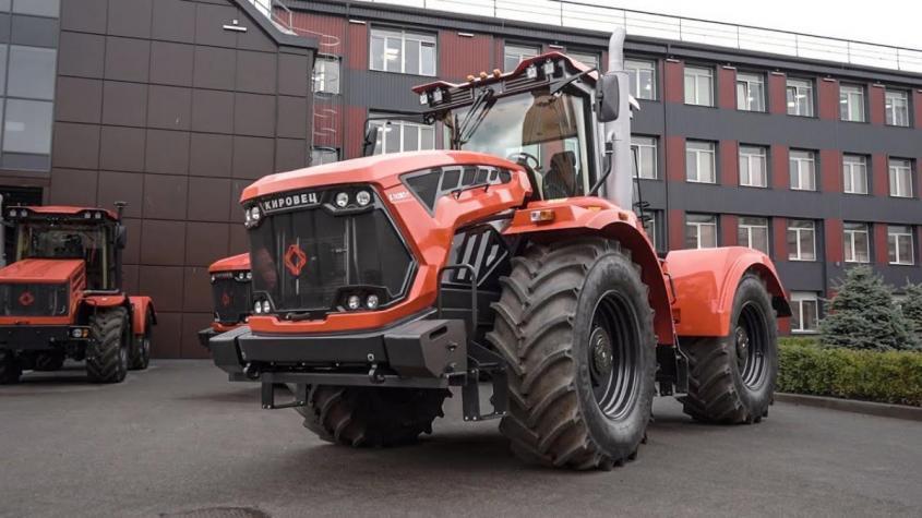 Из чего сделан трактор Кировец. Как собирают самый энергонасыщенный трактор России