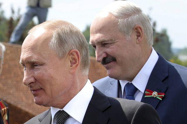 Решения ЕС по Лукашенко – окончательный разлом между Востоком и Западом
