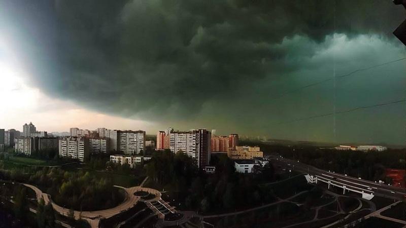 Что ждет Европейскую Россию после мощного шторма?