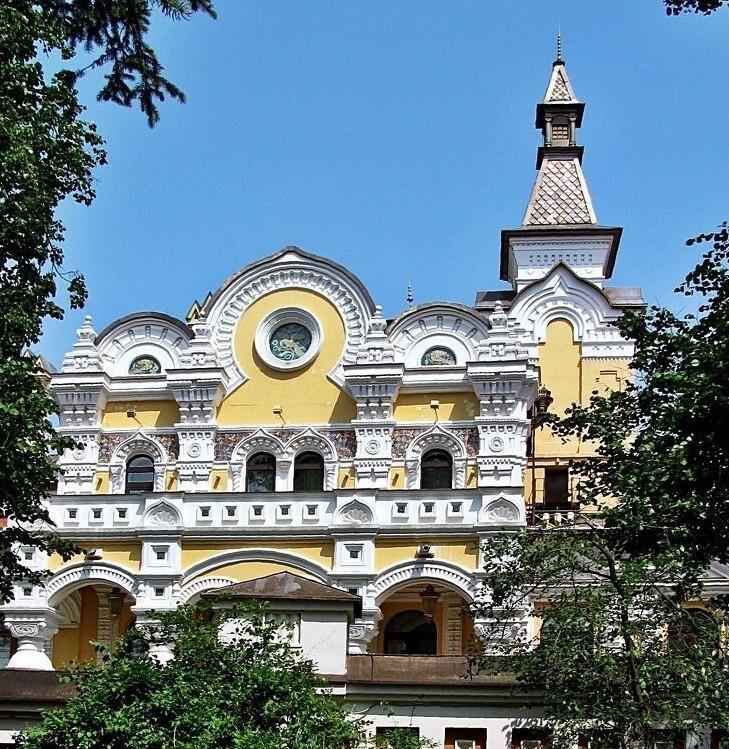 Резиденция Патриарха в Переделкино