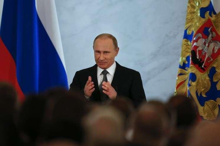 Путин поручил обеспечить контроль за расходами по гособоронзаказу