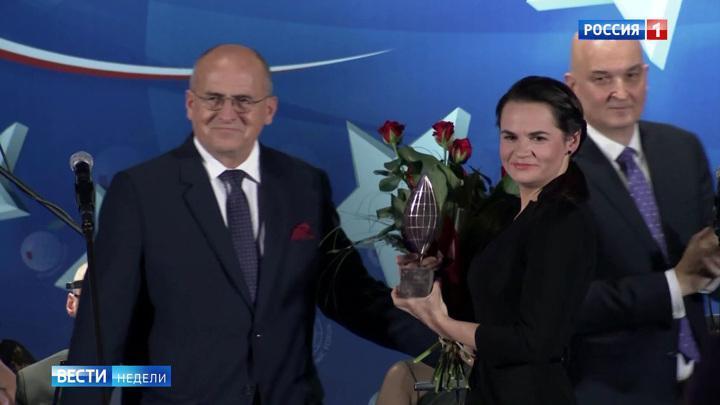 Майдан в Белоруссии. Косноязычие Тихановской и унылая европоддержка