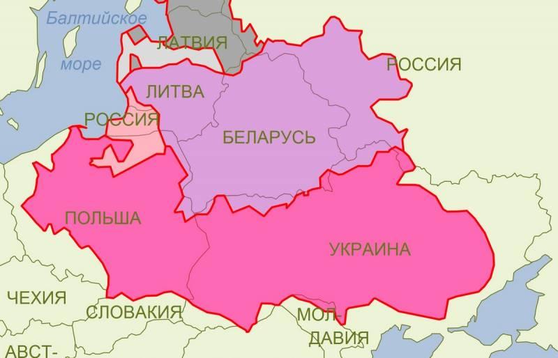 Польша и Литва пытаются «проглотить» Белоруссию и подставить Россию